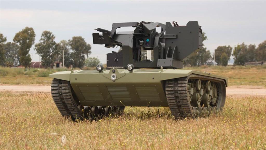 Aselsan ستزود الجيش التركي بمركبات برية مسلحة غير مأهولة (UGV) Turkis11