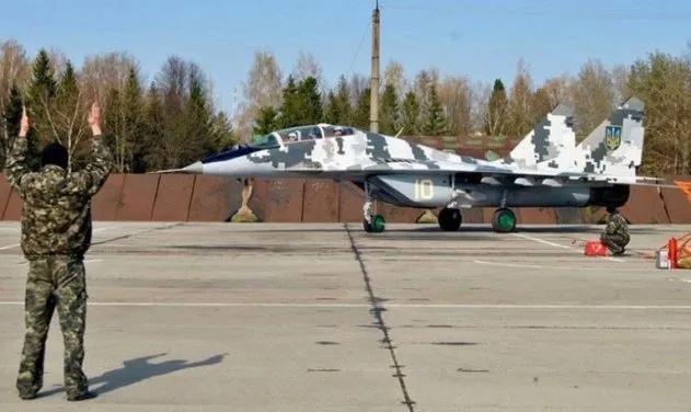 روسيا ترسل عرضًا تجاريًا لبيع طائرات MiG-29 إلى الهند Ukrain11