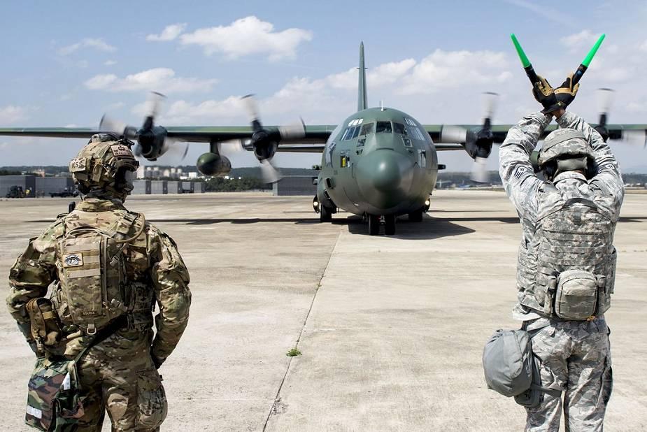 الولايات المتحدة توافق على توريد 4 طائرات C-130H Hercule الى تونس والمغرب  United10