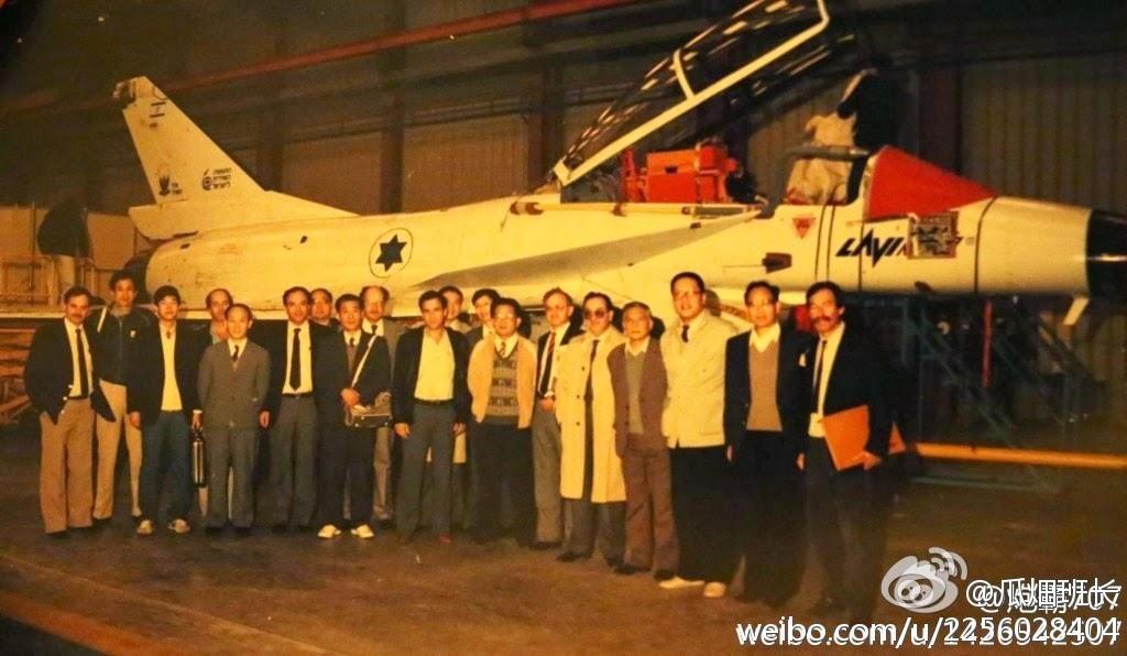 الجذور الاسرائيليه في الصناعات العسكريه الصينيه ......مقاتله J-10 كنموذج !! Unvum510