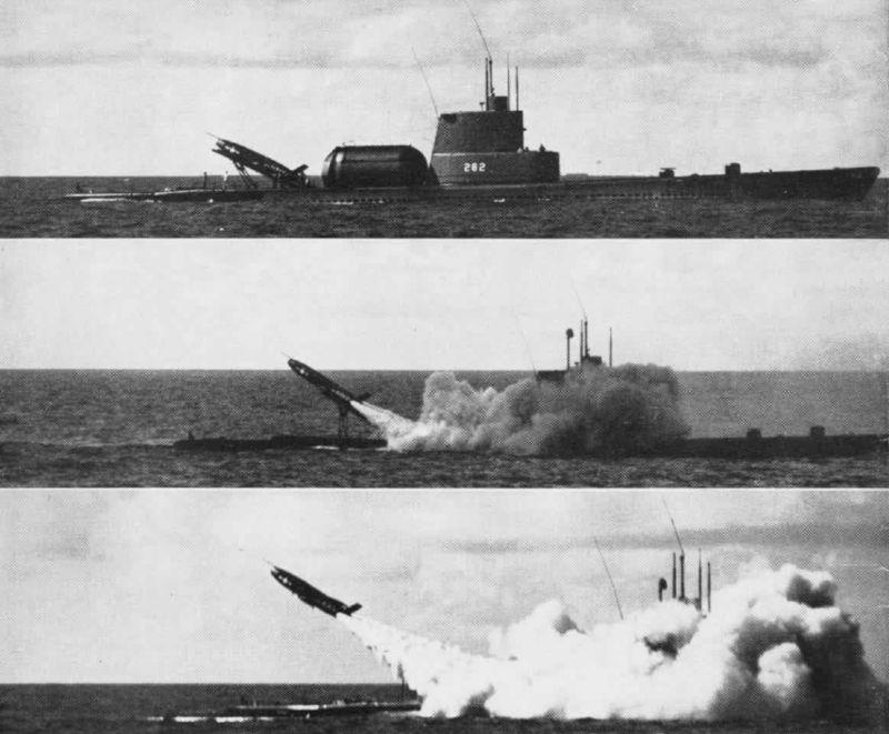 الغواصه الامريكيه (USS Halibut (SSGN-587 Uss_tu11