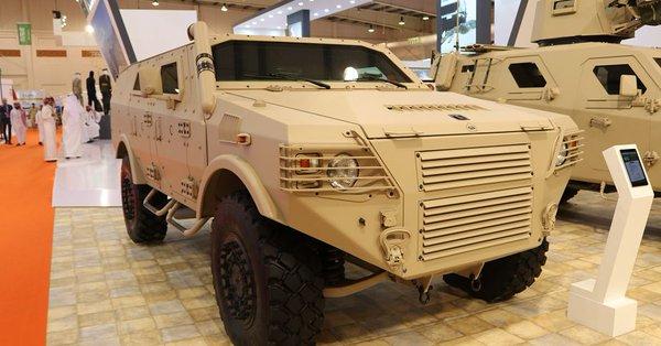 تعرف على عربة HMTV من انتاج مؤسسة الصناعات العسكريه السعوديه  X34bkx10