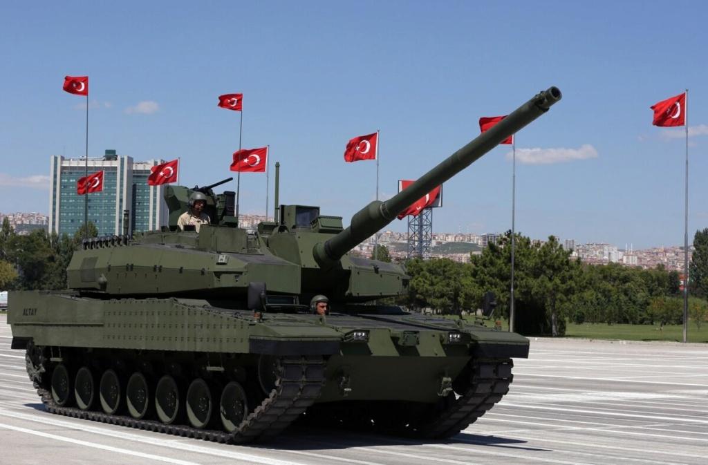 تركيا تجري محادثات مع كوريا الجنوبية لإنقاذ برنامج دبابات Altay Ycncns10