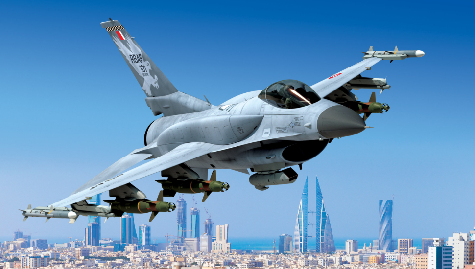 اندونيسيا مهتمه بشراء 32 مقاتله F-16V من الولايات المتحده  Yourfi17