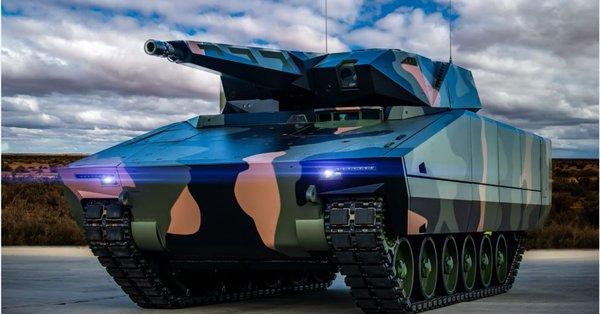 شركة راينميتال تستهدف بمركبتها القتالية الجديدة Lynx السوق الأسترالية Zxyhsj10
