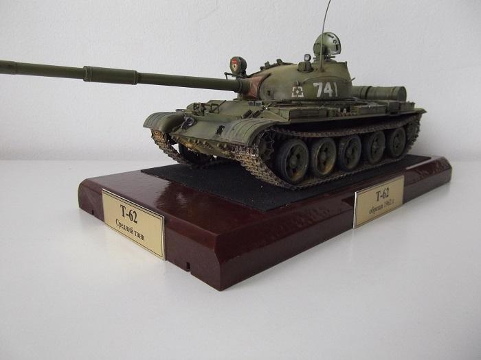 T-62 Выпуска 1962 года    T_62_010