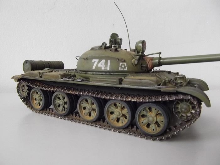 T-62 Выпуска 1962 года    T_62_012