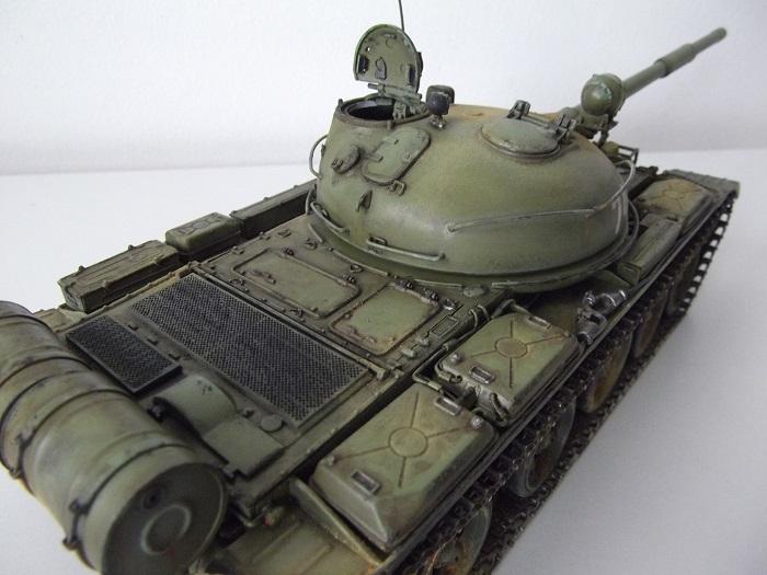 T-62 Выпуска 1962 года    T_62_013