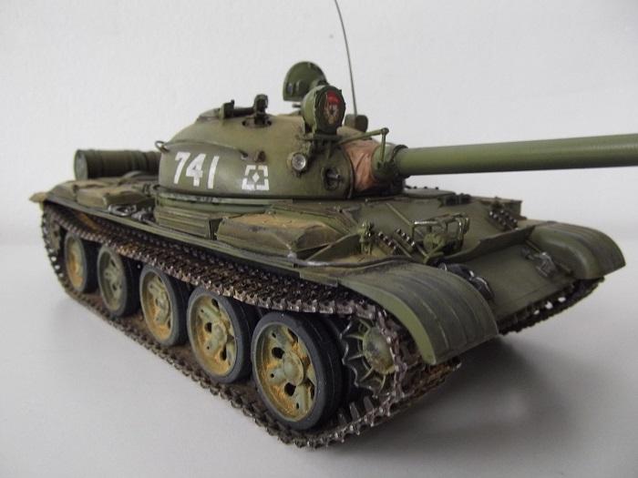 T-62 Выпуска 1962 года    T_62_014