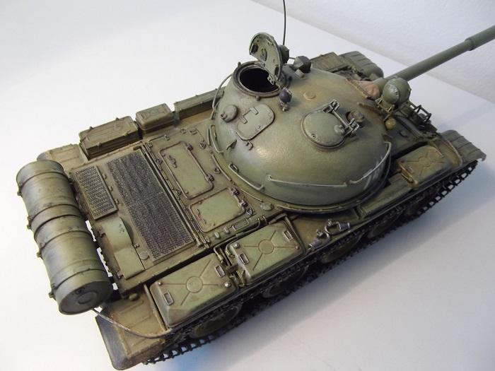 T-62 Выпуска 1962 года    T_62_018