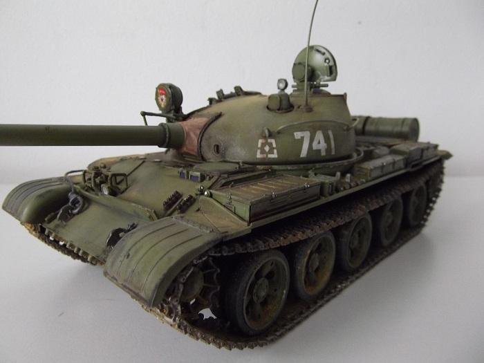 T-62 Выпуска 1962 года    T_62_019