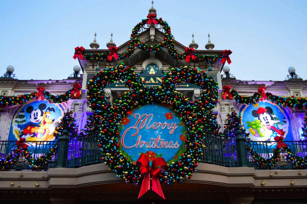 [Saison] Le Noël Enchanté Disney : une célébration Mickeyfique (2018-2019) - Page 5 Disney10