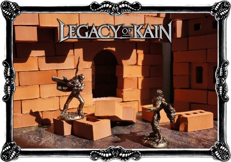 """Набор 5П010 - """"Legacy of Kain"""" 0110"""