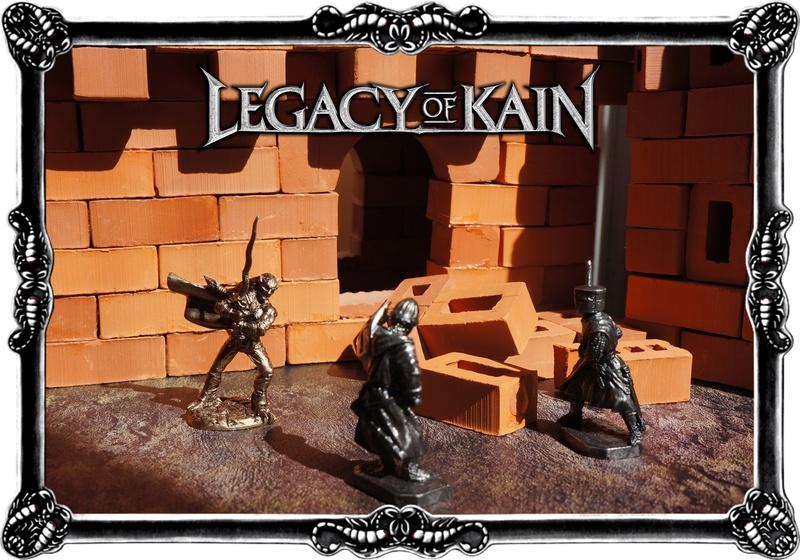 """Набор 5П010 - """"Legacy of Kain"""" 0210"""