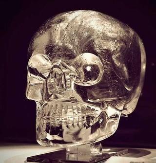 Le crâne de cristal Cryned10