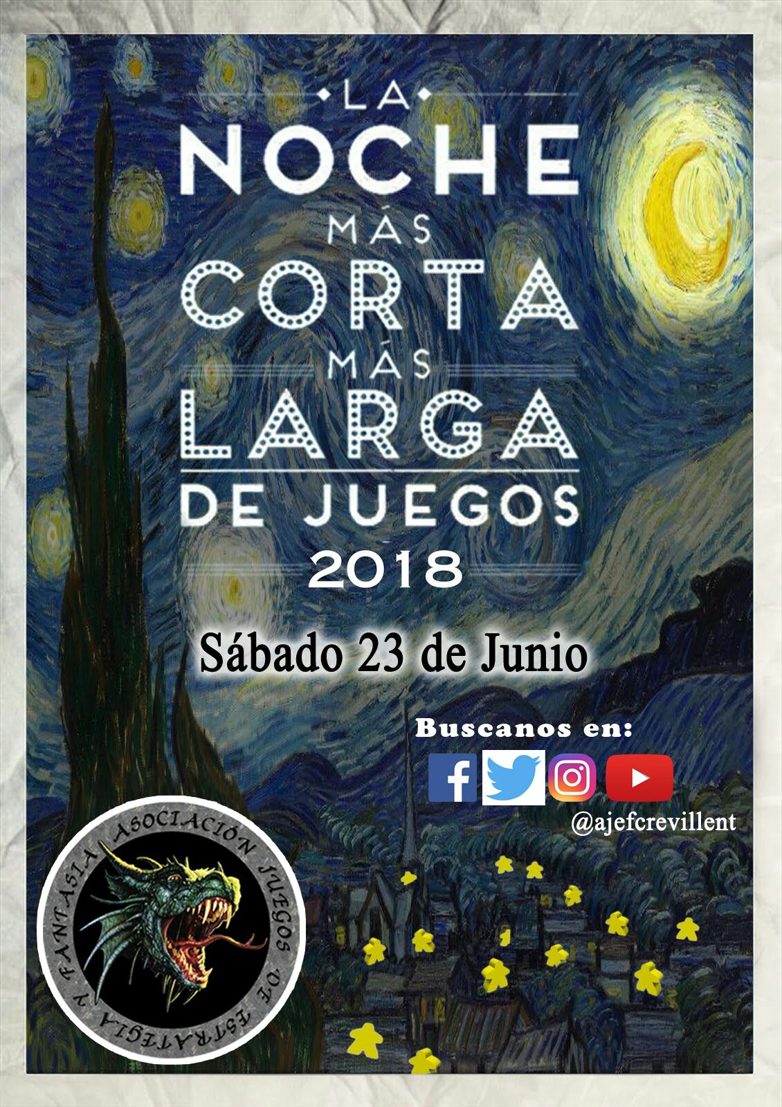 La Noche mas Corta mas Larga de Juegos de Mesa 2018. Sábado 23 de Junio Img-2012
