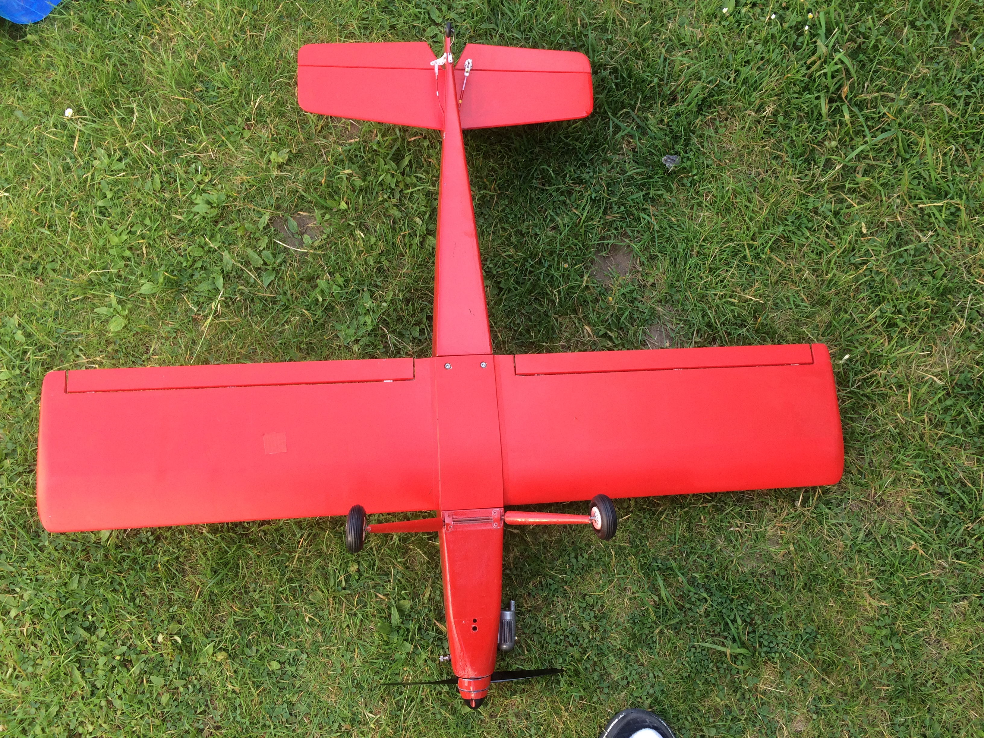 Forsale Vintage Low Wing Aircraft Image10