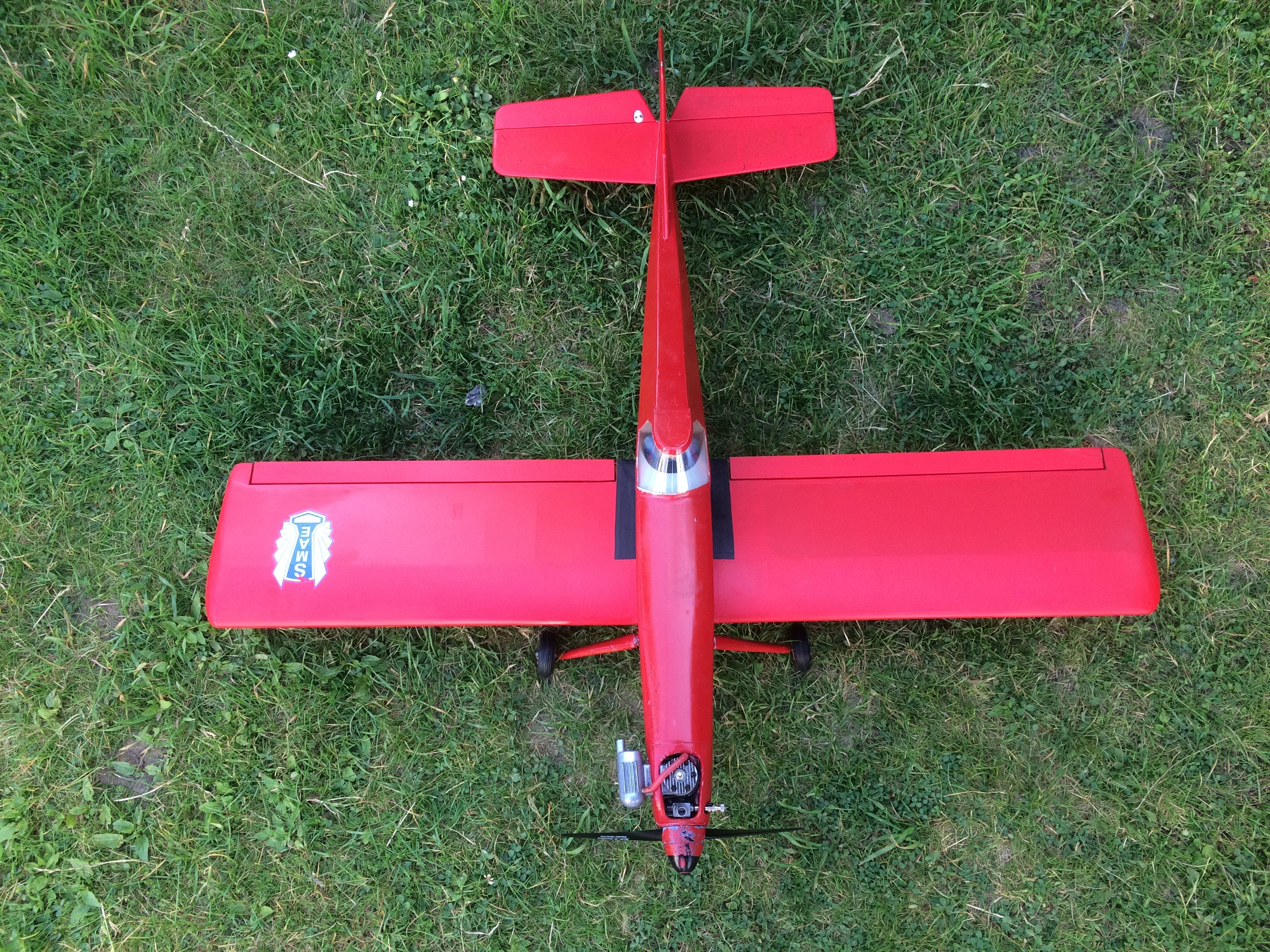 Forsale Vintage Low Wing Aircraft Image12