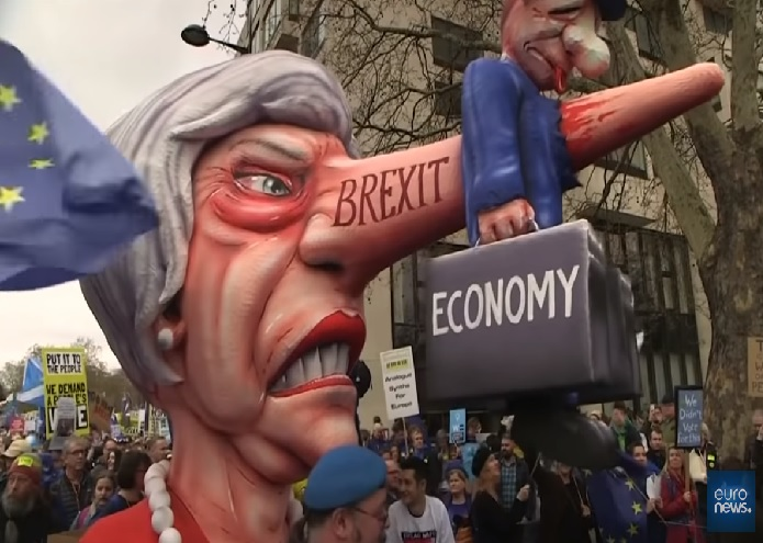 Afgørende dag i det britiske parlament? Brexit12