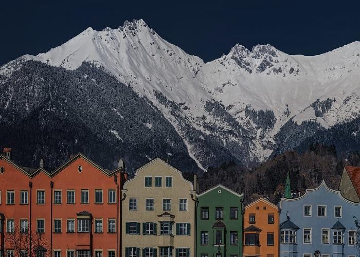 Innsbruck, Østrig Innsbr10