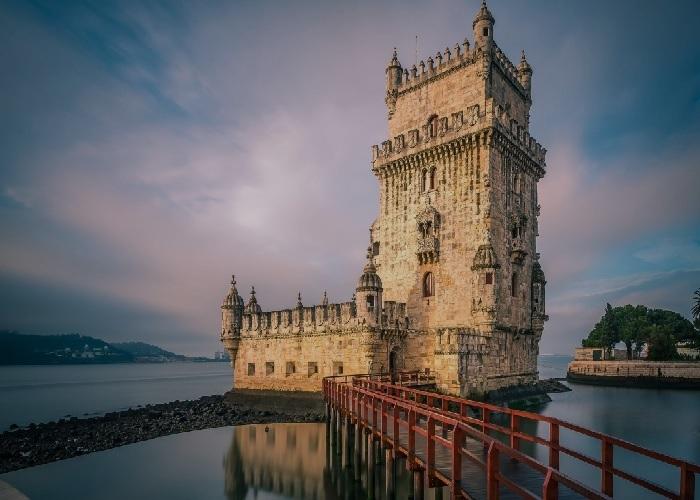 Tårnet i Lissabon! Torre_10