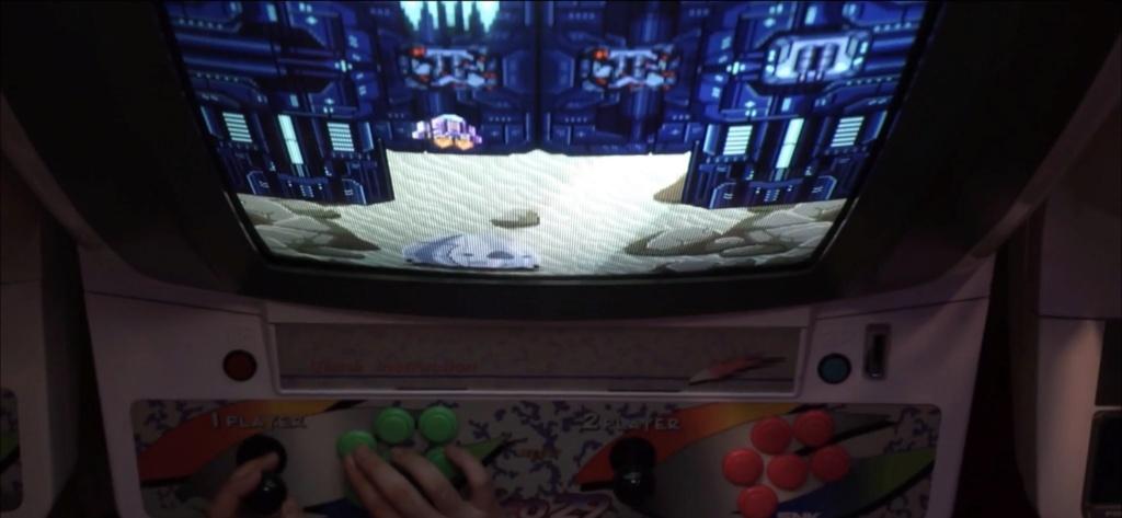 [Project Neon] Nouveau shoot sur Neo Geo MVS / AES ! Kickstarter ouvert Img_2012