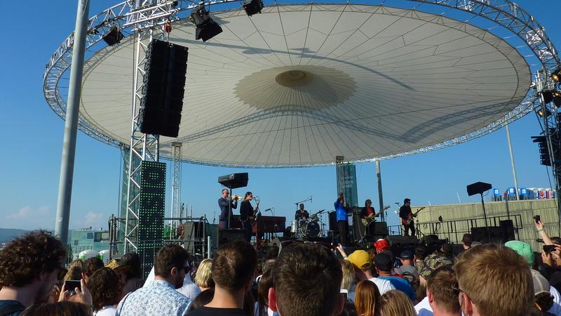 Azkena Rock Festival 2018. Se caen Urge Overkill, entran Girlschool P1090010