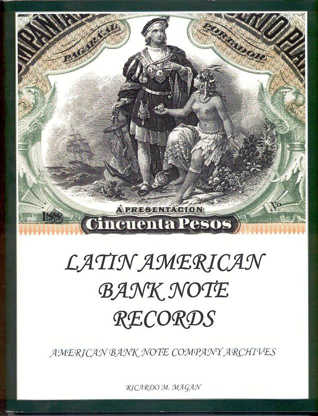 Latin American Banknote Records First Edition 2005 Latein10