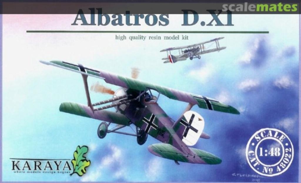 (GB Oursin Vorace) Fokker D VII 1/48 15395310