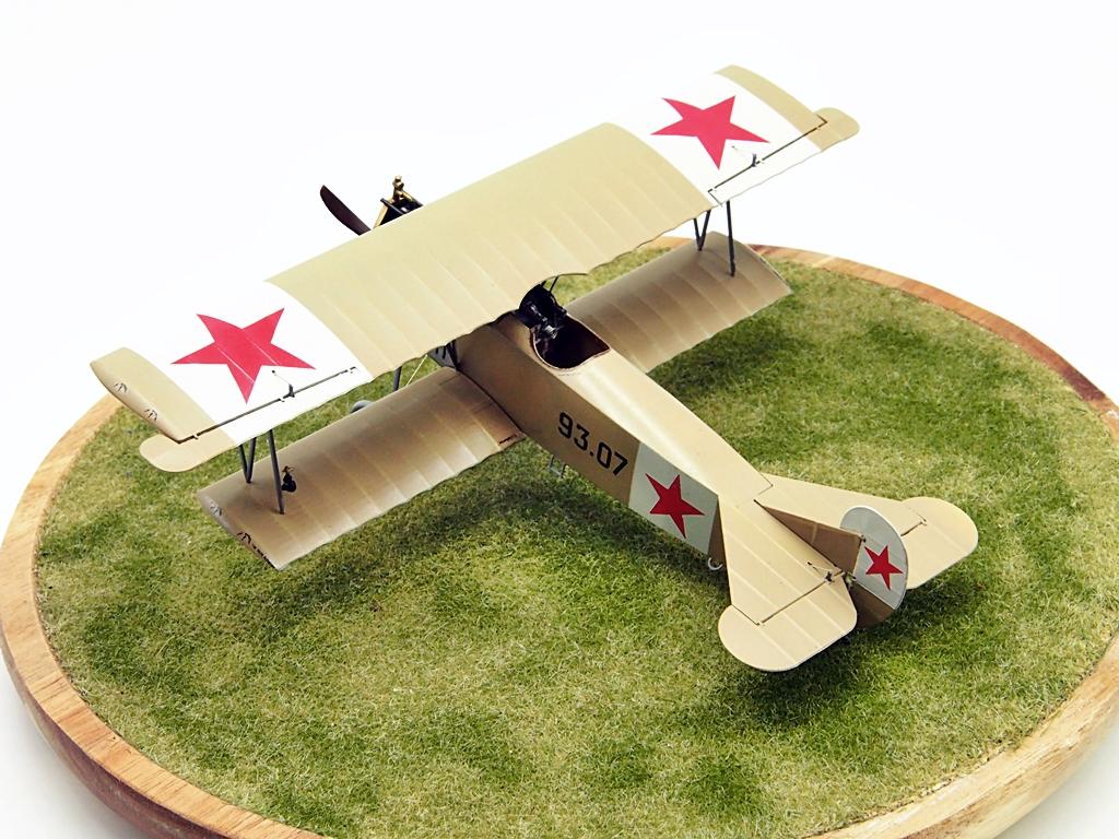 Fokker D VII MAG 1/48 Eduard  Fokker28