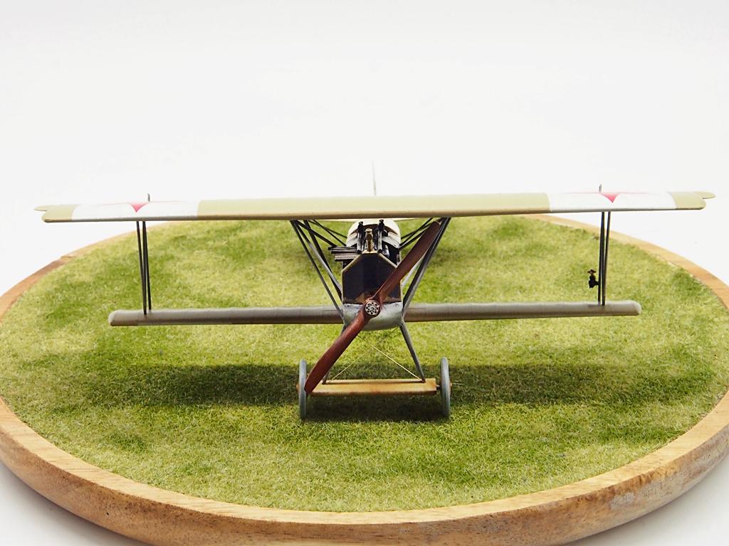 Fokker D VII MAG 1/48 Eduard  Fokker31
