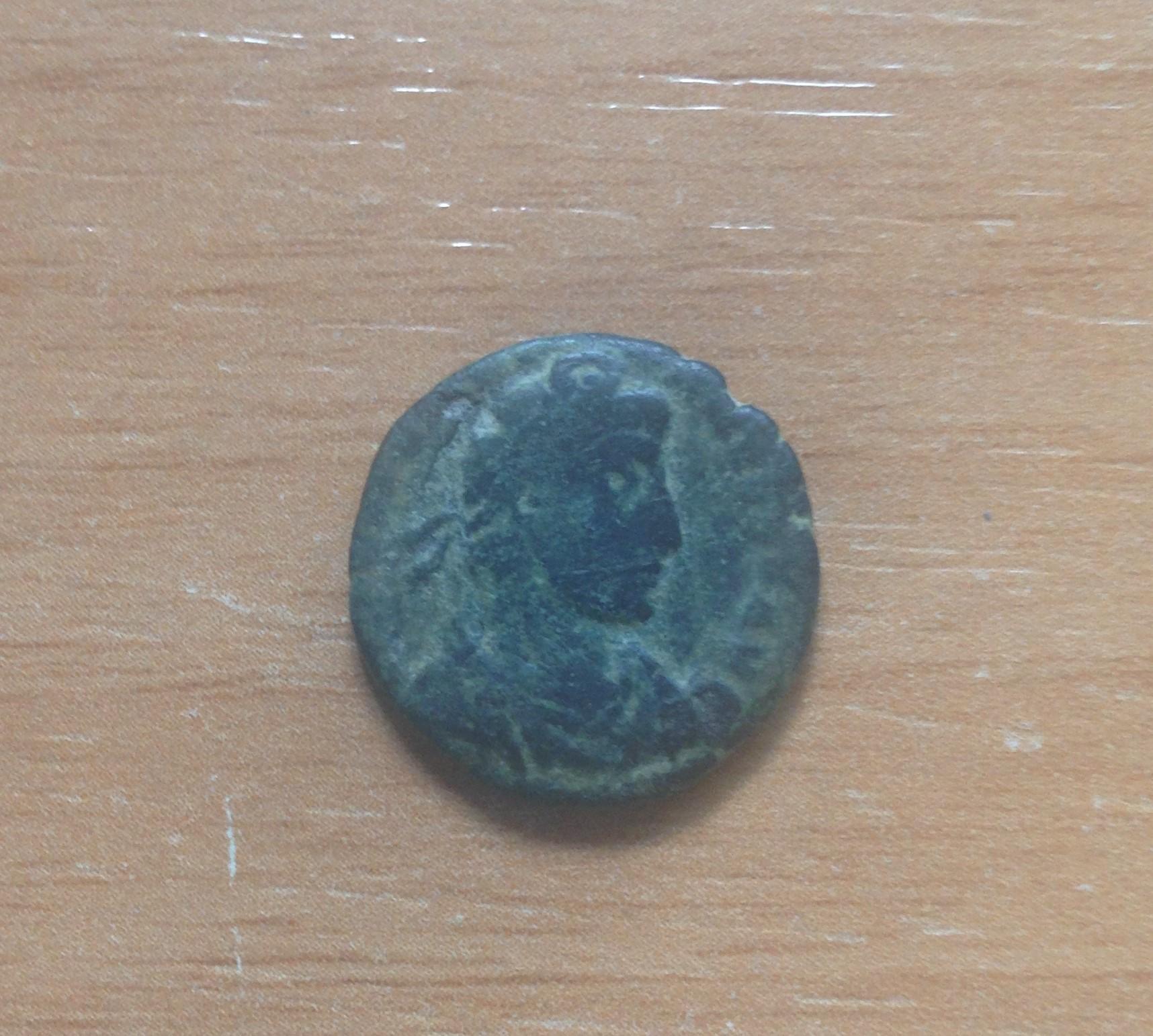 AE3 de Valentiniano I. SECVRITAS REI PVBLICAE. Roma Img_6213