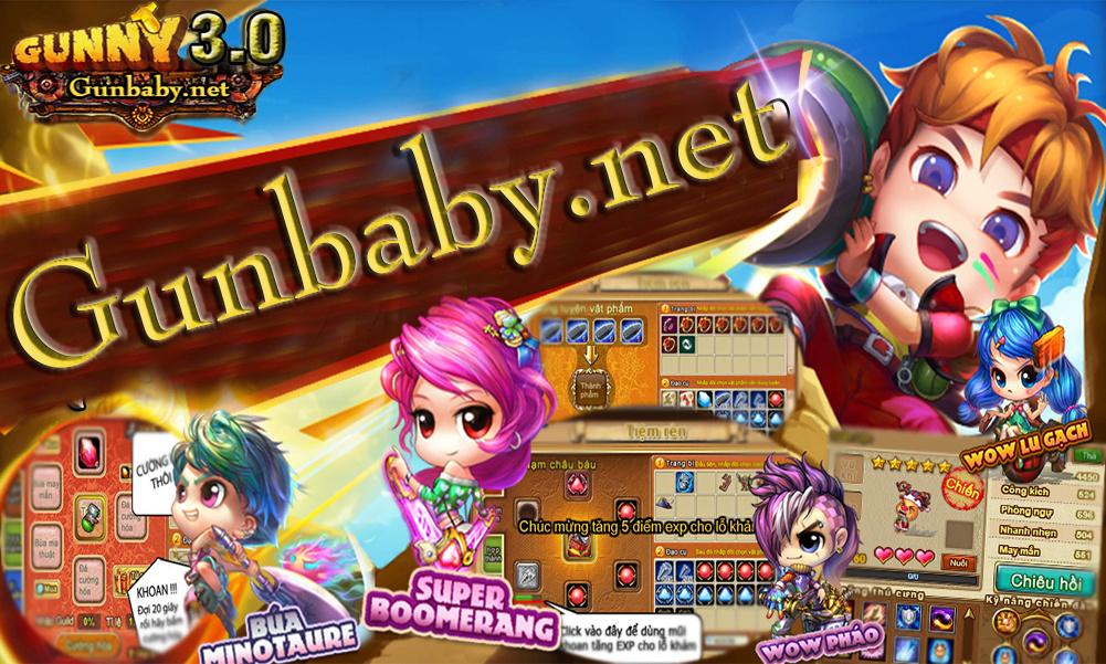 Gunbaby.Net - Open Server 2 Gà Băng Vào Lúc 17h00 Hôm Nay Ngày 17/01/2021 Gunbab10