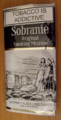 THE BALKAN SOBRANIE. SOBRANIE OF LONDON 1_ecfe11