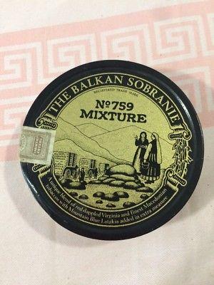 THE BALKAN SOBRANIE. SOBRANIE OF LONDON 33267110