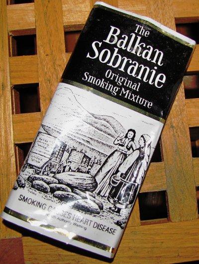 THE BALKAN SOBRANIE. SOBRANIE OF LONDON Artbal10