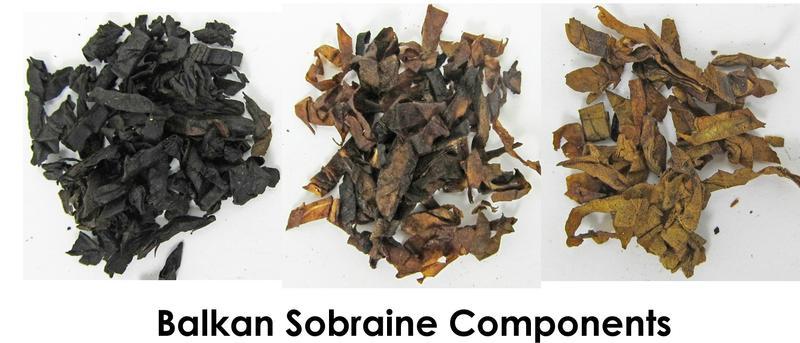 THE BALKAN SOBRANIE. SOBRANIE OF LONDON Rpjvj10