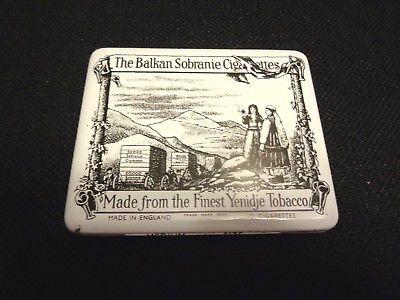 THE BALKAN SOBRANIE. SOBRANIE OF LONDON Vtg-th10