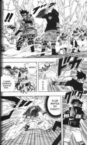 Gaara vs Sasuke (clássico) Narut343