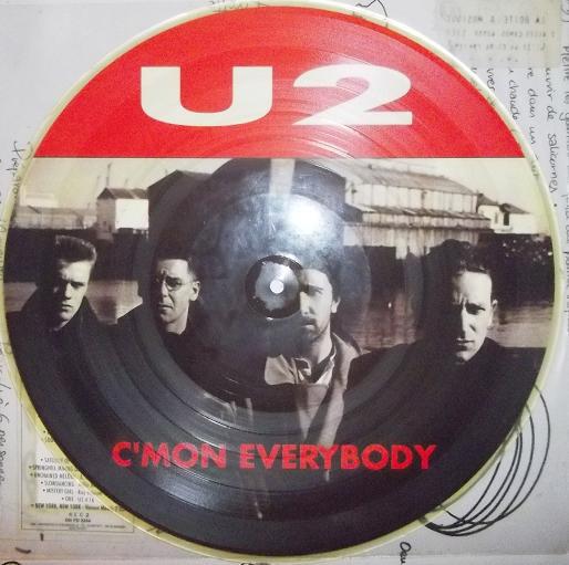 U2 - Une vraie rareté  R-393110