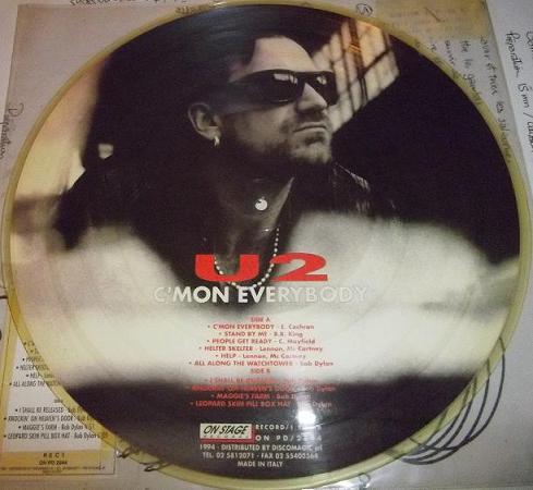 U2 - Une vraie rareté  R-393112