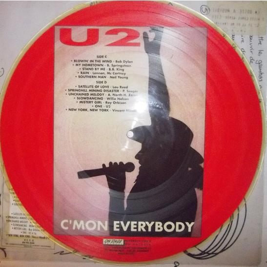 U2 - Une vraie rareté  R-393113