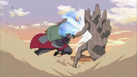 Kakuzu e Hidan vs Lee, Sakura, Kiba e Chouji Images11