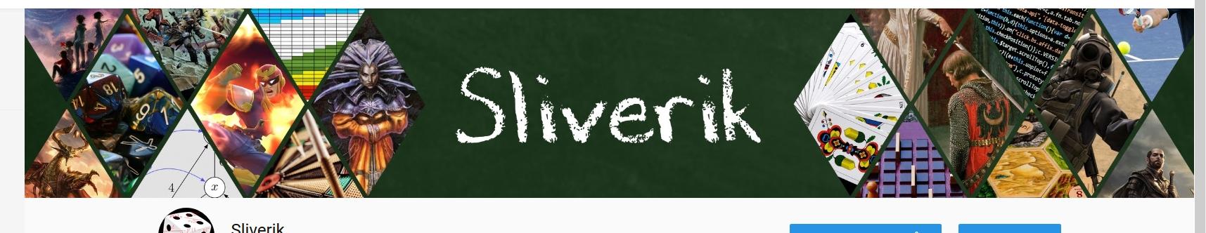 [Chaîne] Sliverik: Game design, études de jeux et découvertes de mondes Bannie11