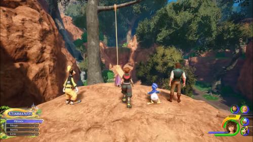 Kingdom Hearts 3 Artico10