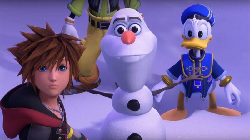 Kingdom Hearts 3 Artico11