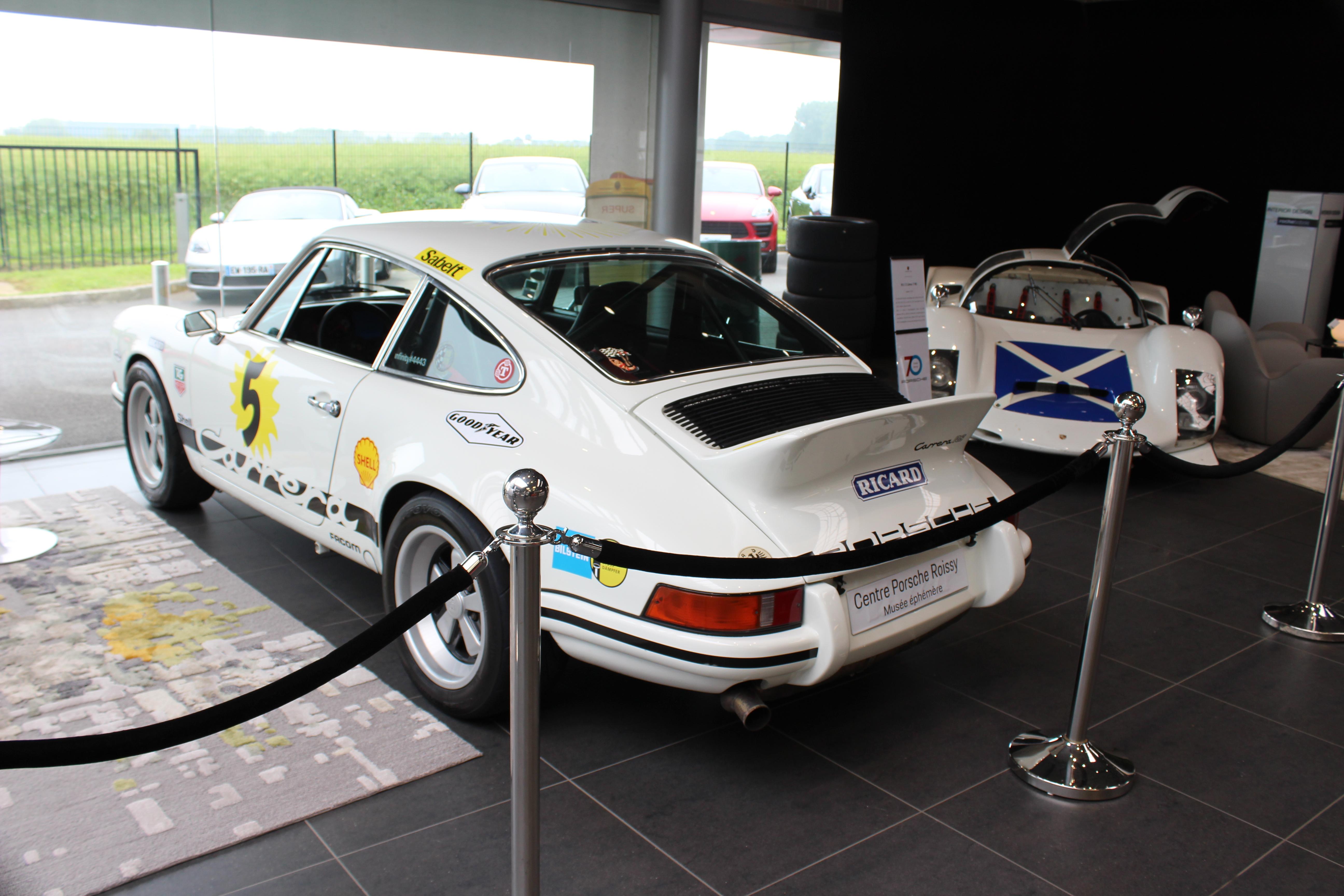 70 Ans Centre Porsche ROISSY Sonauto Img_6514