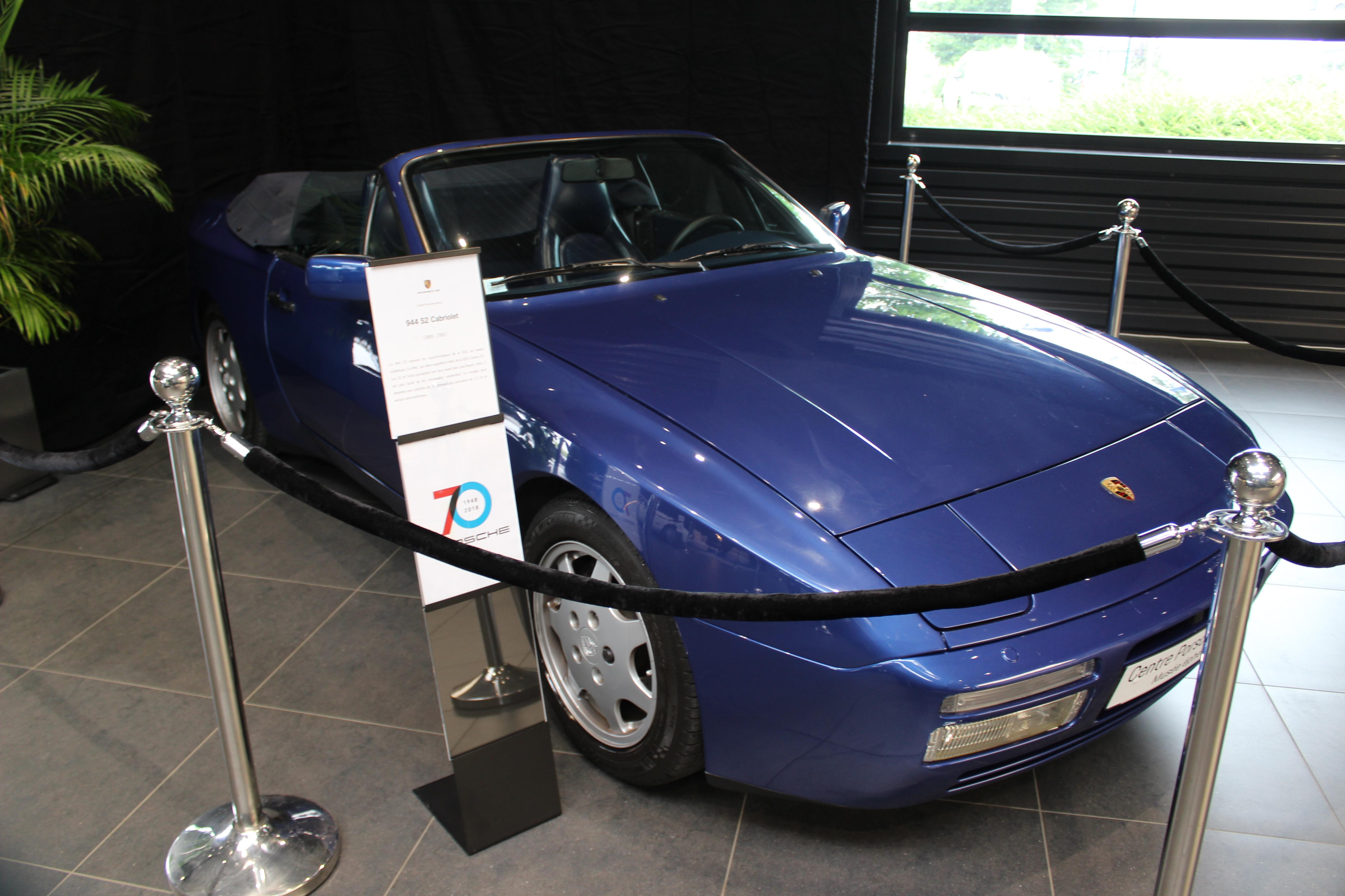 70 Ans Centre Porsche ROISSY Sonauto Img_6526