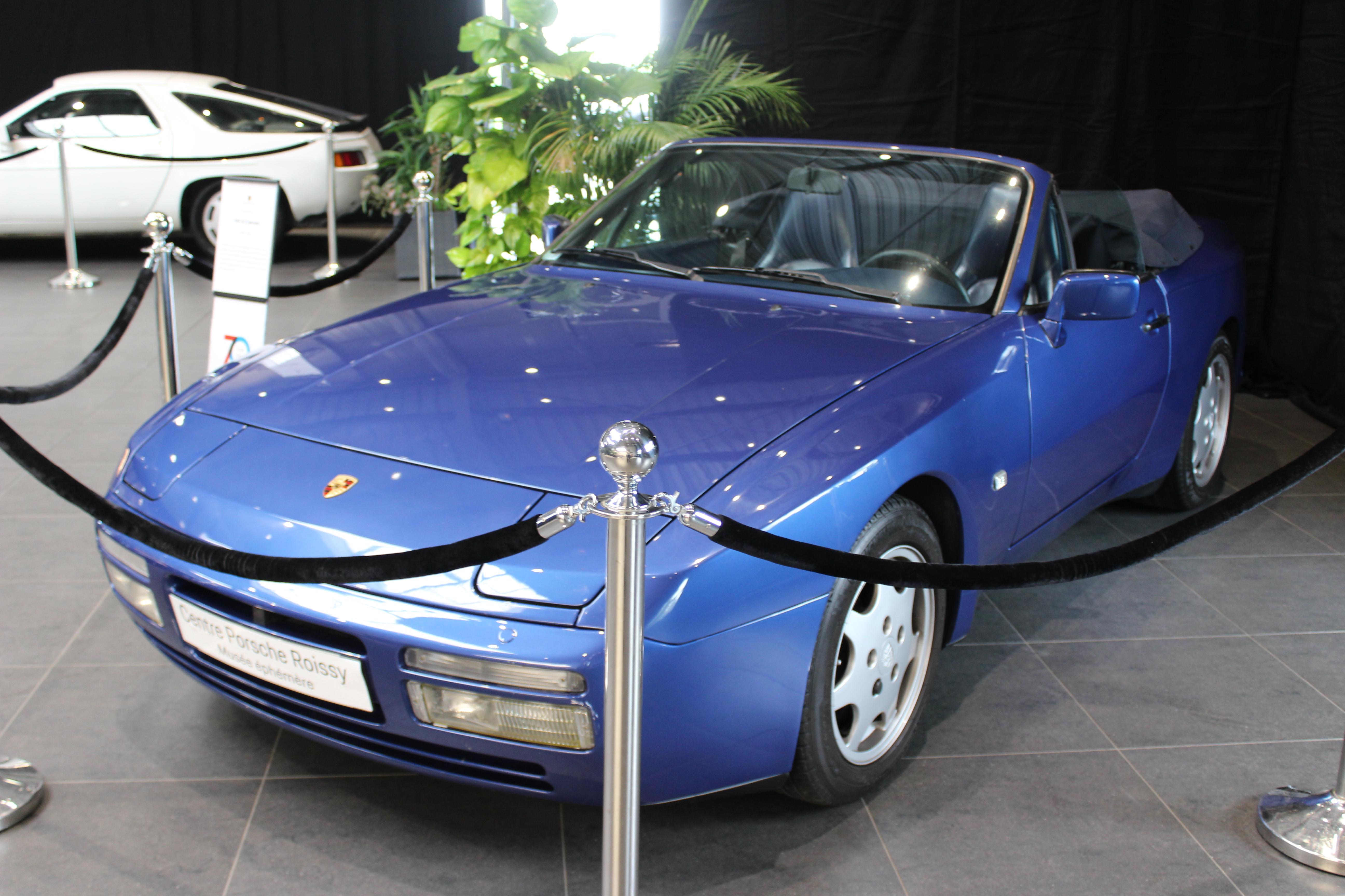 70 Ans Centre Porsche ROISSY Sonauto Img_6527