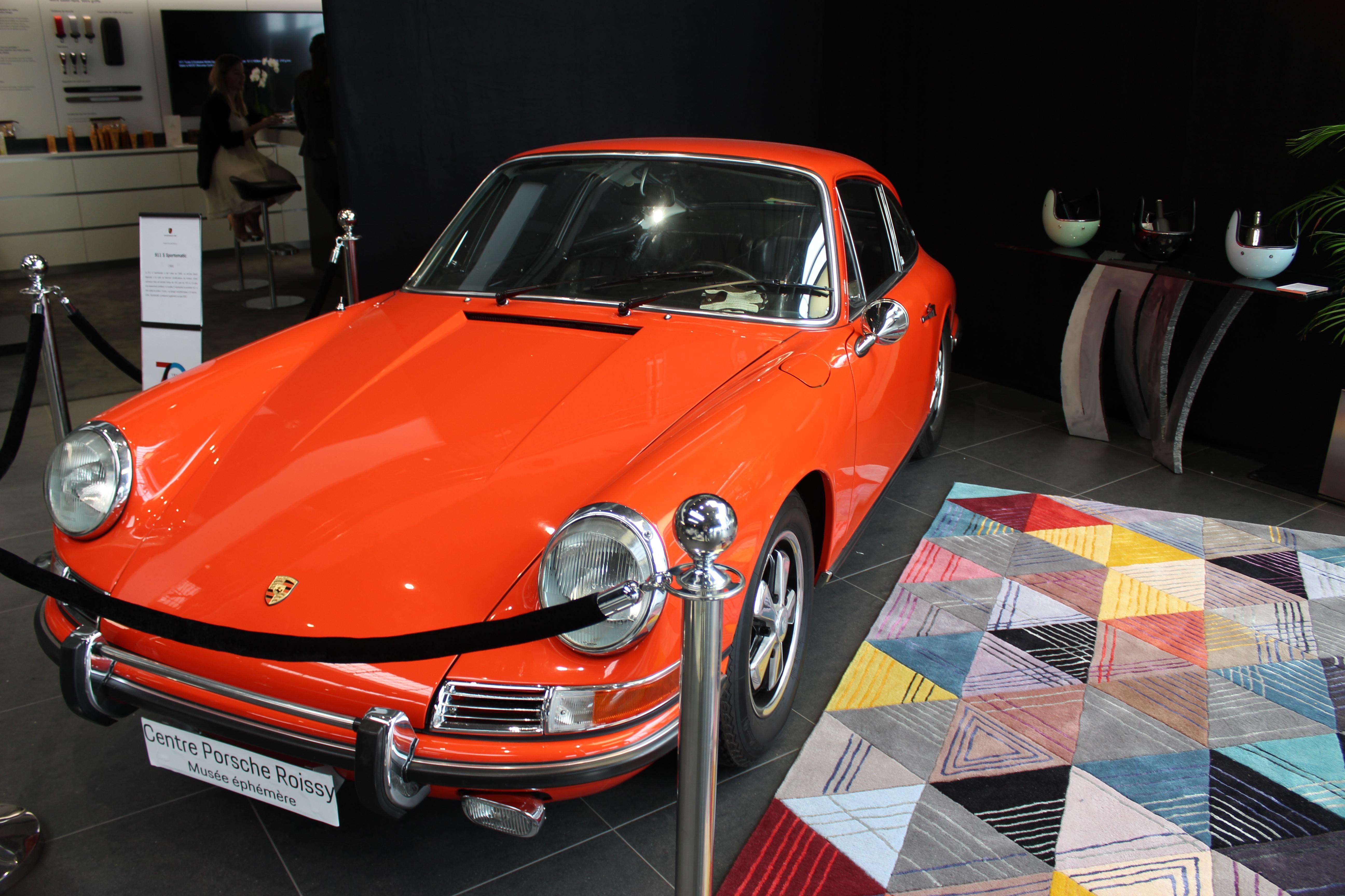 70 Ans Centre Porsche ROISSY Sonauto Img_6532